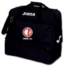 Crewe United Training Bag Black